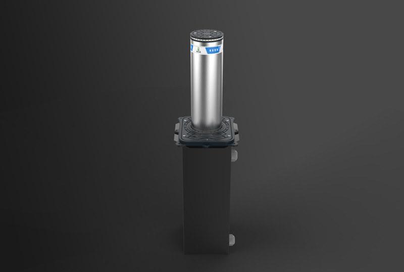 浅埋式全自动液压升降柱