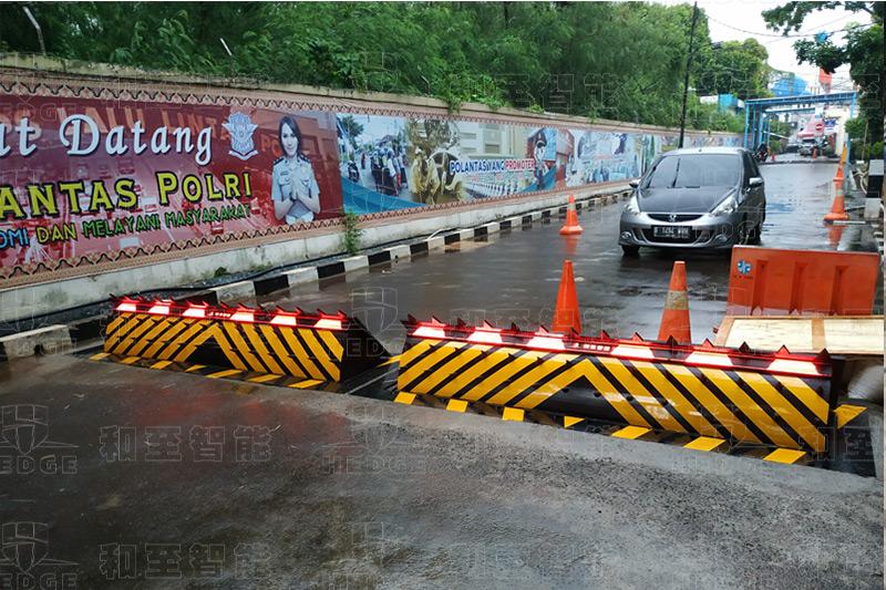 印尼交通公安局