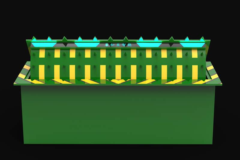 标准型路障机 RBH101