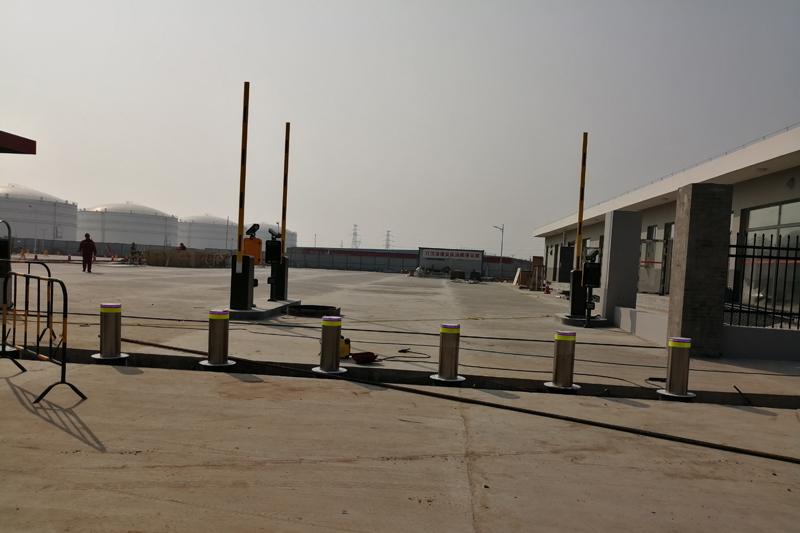 安徽省安庆中石化油库